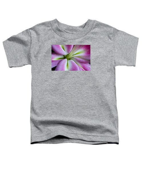 Pink Asiatic Lily Toddler T-Shirt