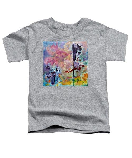 Pink Cloud  Toddler T-Shirt