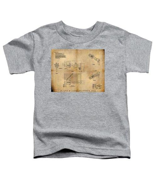 Plasma Gun Toddler T-Shirt