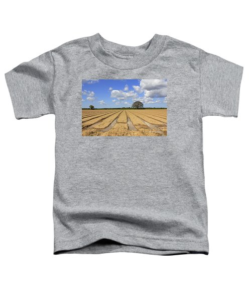 Ploughed Field Toddler T-Shirt