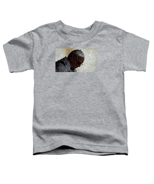 Toddler T-Shirt featuring the photograph Pope Francis Inauguration Vatican 19 February 2013  by Colette V Hera  Guggenheim