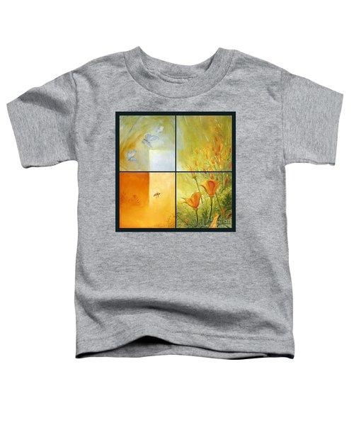 Poppy Pollination Toddler T-Shirt
