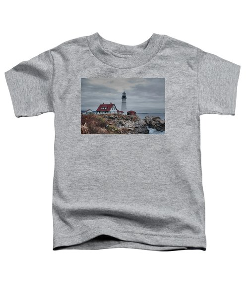 Portland Headlight 14456 Toddler T-Shirt