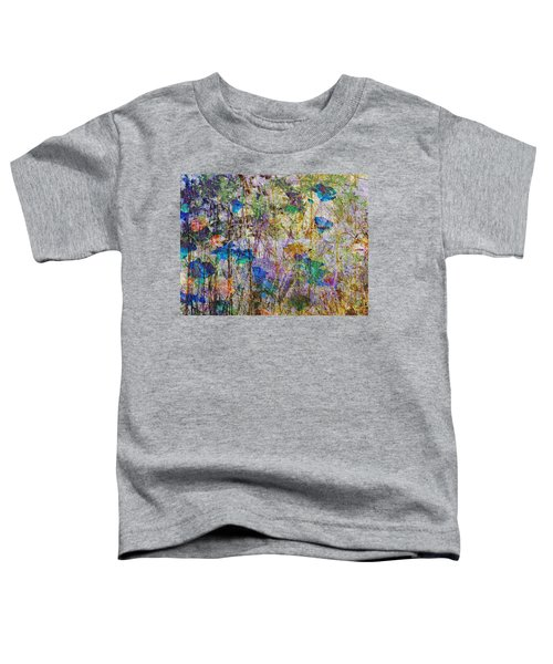 Posies In The Grass Toddler T-Shirt