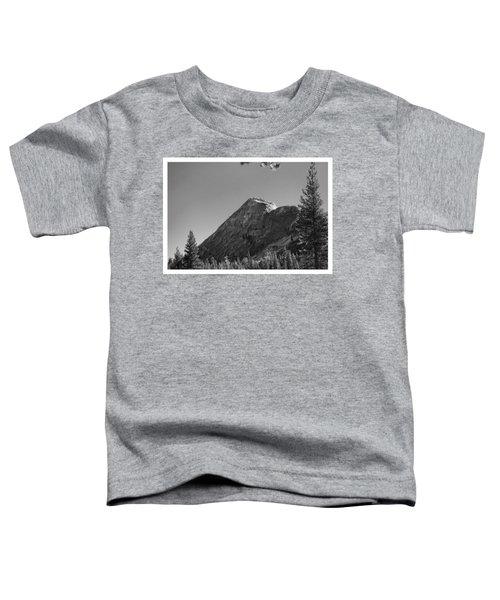 Pothole Dome In Yosemite Toddler T-Shirt