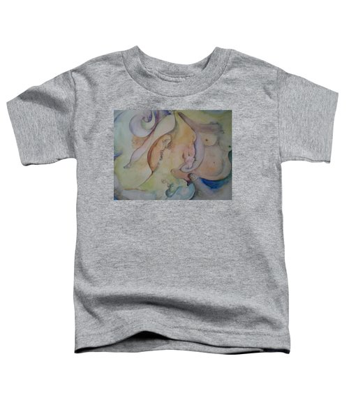 Pregnant With Desire One Toddler T-Shirt