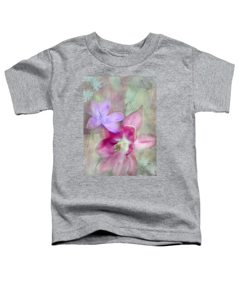 Pretty Flowers Toddler T-Shirt