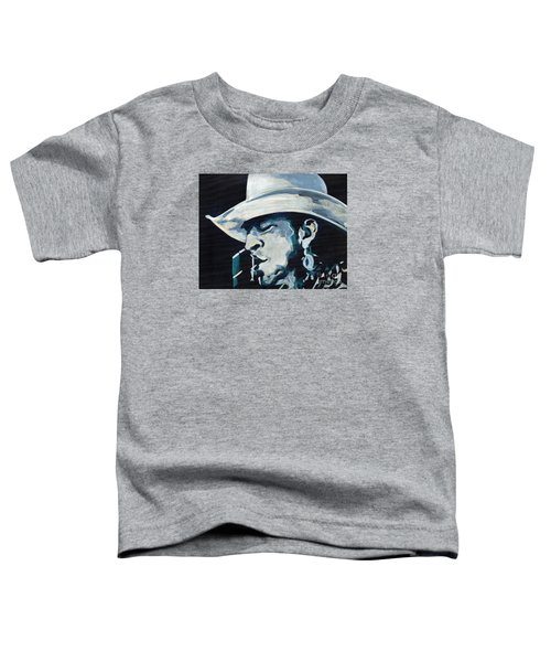 Stevie Ray Vaughan - Pride And Joy Toddler T-Shirt