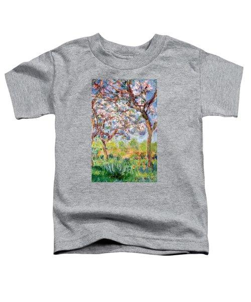 Printemps A Giverny Toddler T-Shirt