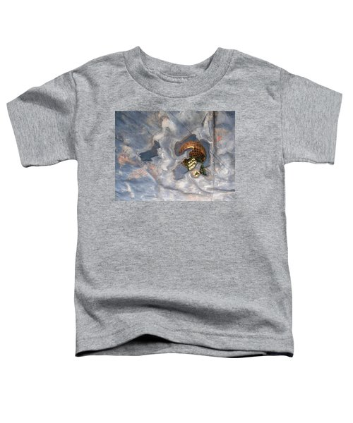 Puddle Of Sunsphere Toddler T-Shirt