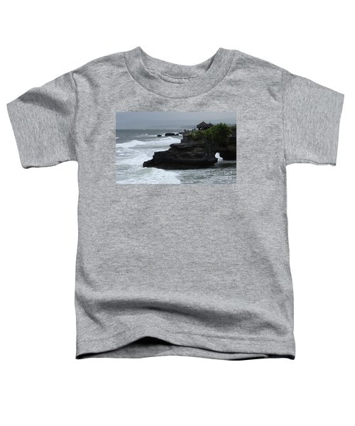Pura Tanah Lot Bali Indonesia Toddler T-Shirt