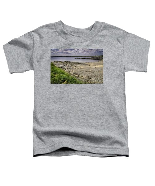 Toddler T-Shirt featuring the photograph Quiet Cove by Mark Myhaver
