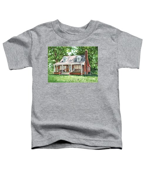 Quiet East Coast Summer Day Honey Look There Is A Rabbit Toddler T-Shirt