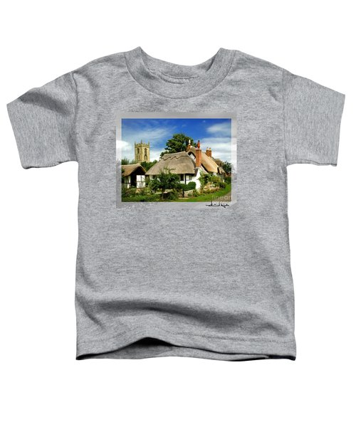 Quintessential Home Toddler T-Shirt