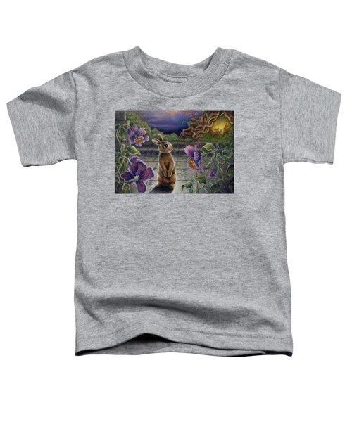 Rabbit Dreams Toddler T-Shirt