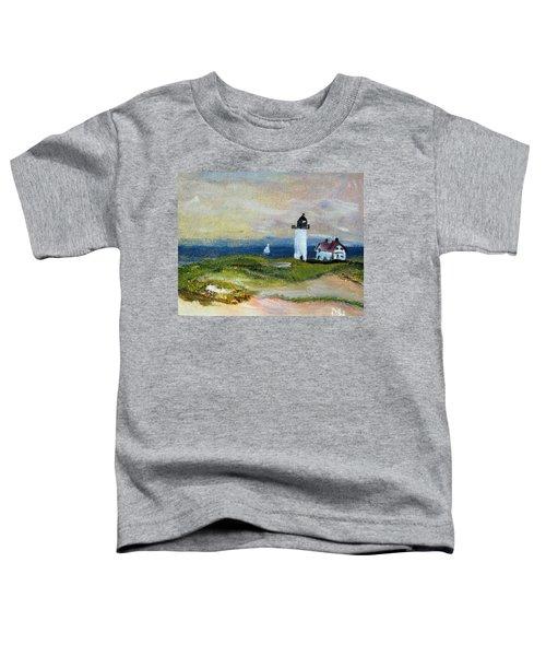 Race Point Light Toddler T-Shirt