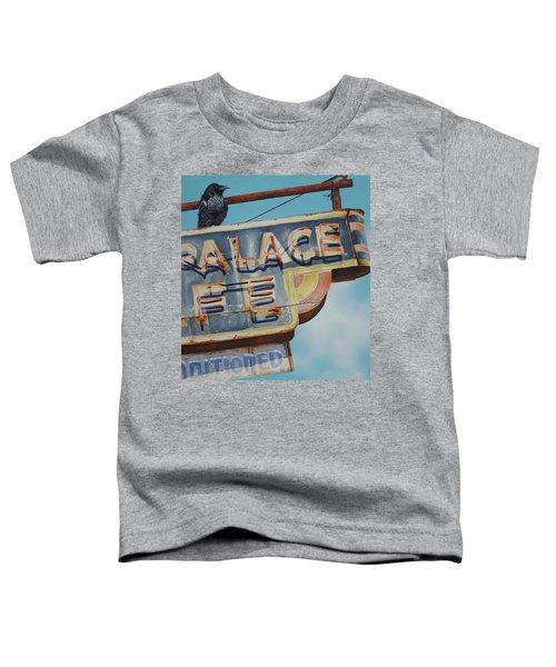 Raven And Palace Toddler T-Shirt