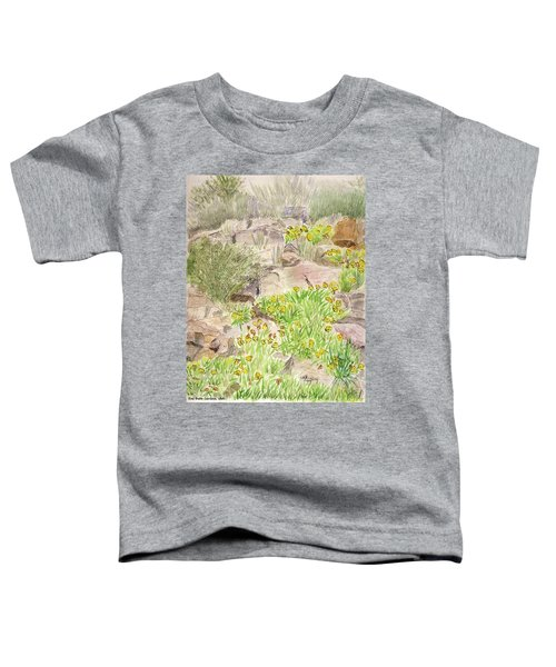 Red Butte Gardens Toddler T-Shirt