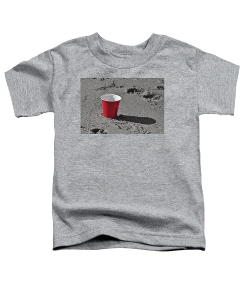 Red Solo Cup Toddler T-Shirt