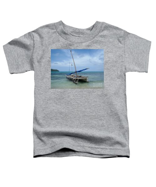 Relaxing After Sail Trip Toddler T-Shirt