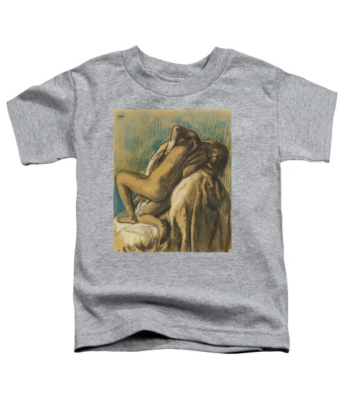 Resting After The  Bath Toddler T-Shirt