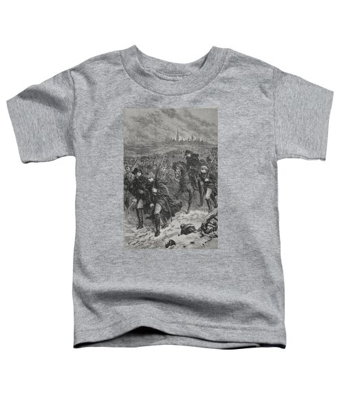 Retreat From Moscow Toddler T-Shirt