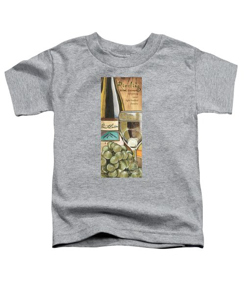 Riesling Toddler T-Shirt