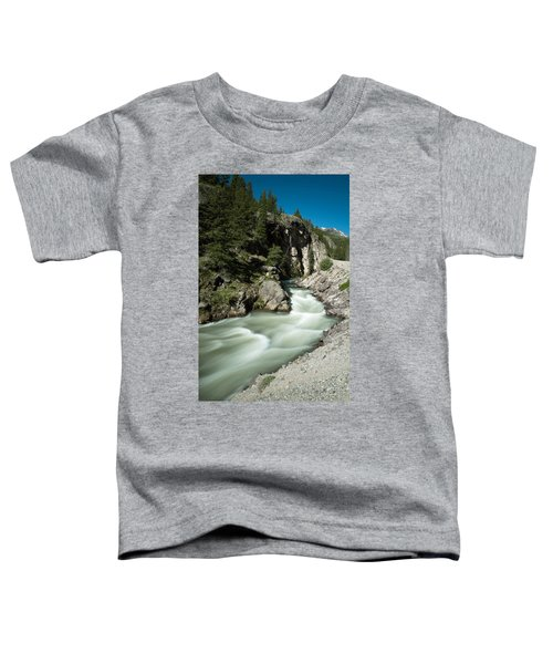 River In Colorado Toddler T-Shirt