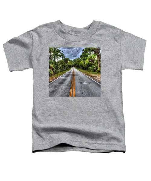 Road To No Where Toddler T-Shirt