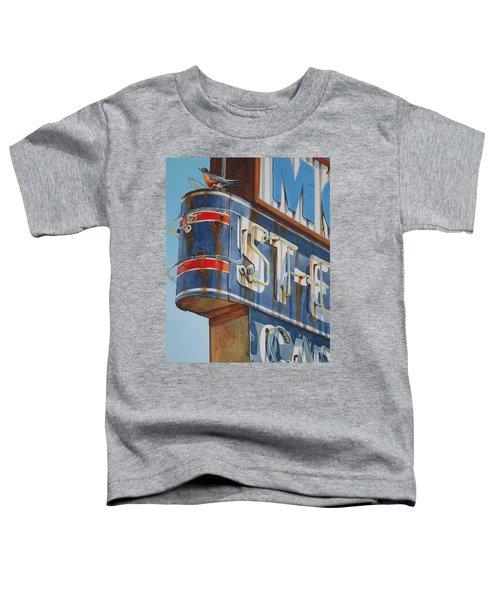 Robin And Motel Toddler T-Shirt