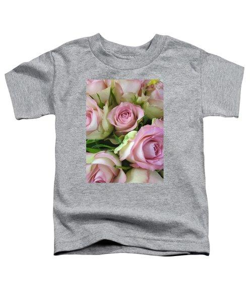 Rose Bed Toddler T-Shirt