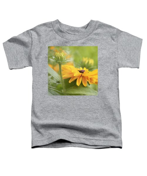 Rudbeckia Flower Toddler T-Shirt