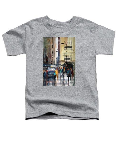 Rush Hour 2 - Chicago Toddler T-Shirt