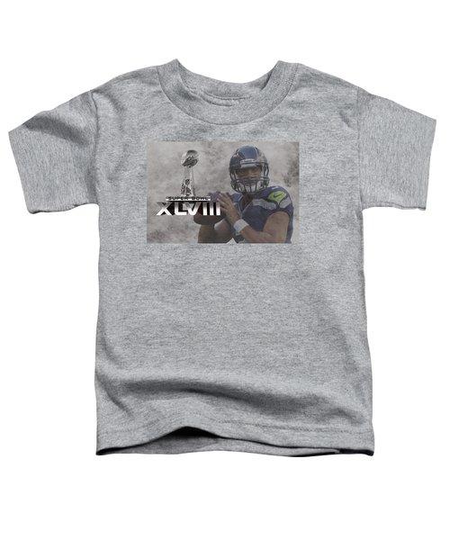 Russell Wilson Toddler T-Shirt