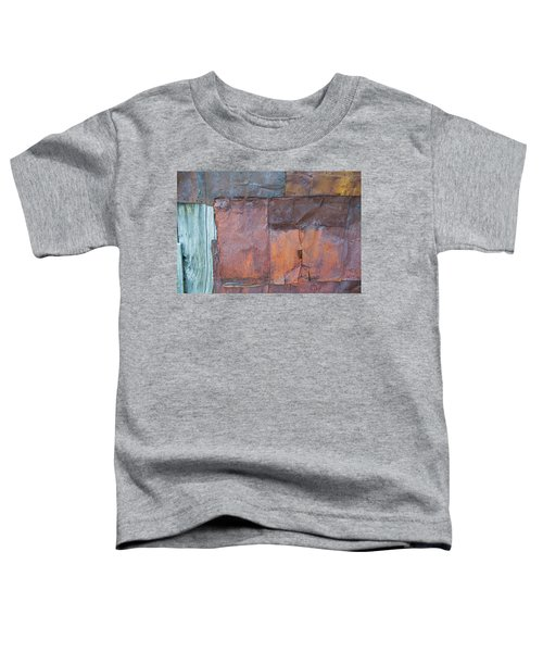 Rust Squared Toddler T-Shirt