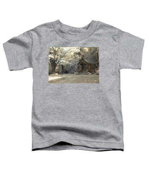 Rustic Cabin Toddler T-Shirt