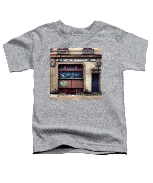 Rusty Rittenhouse Toddler T-Shirt