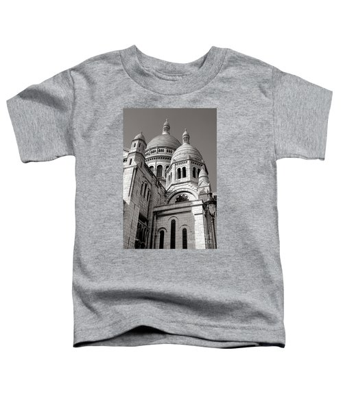 Sacre Coeur Architecture  Toddler T-Shirt