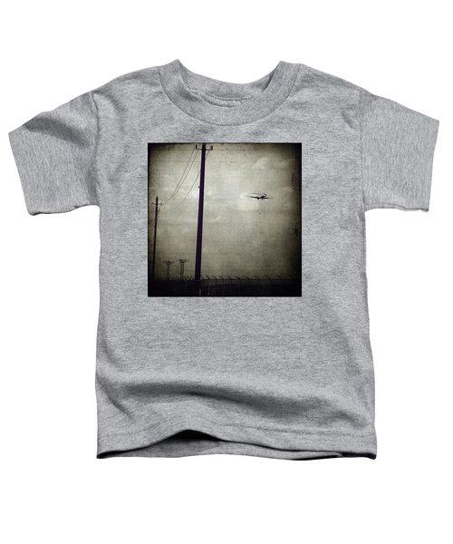 Sad Goodbyes Toddler T-Shirt