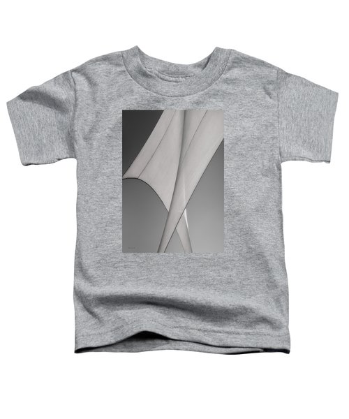 Sailcloth Abstract Number 3 Toddler T-Shirt