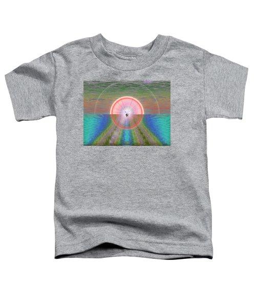 Sailors Warning Toddler T-Shirt by Tim Allen