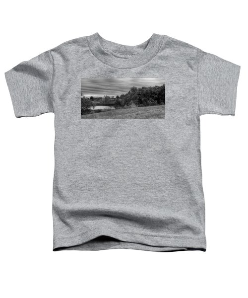 Salomon Farm In The Fall Toddler T-Shirt
