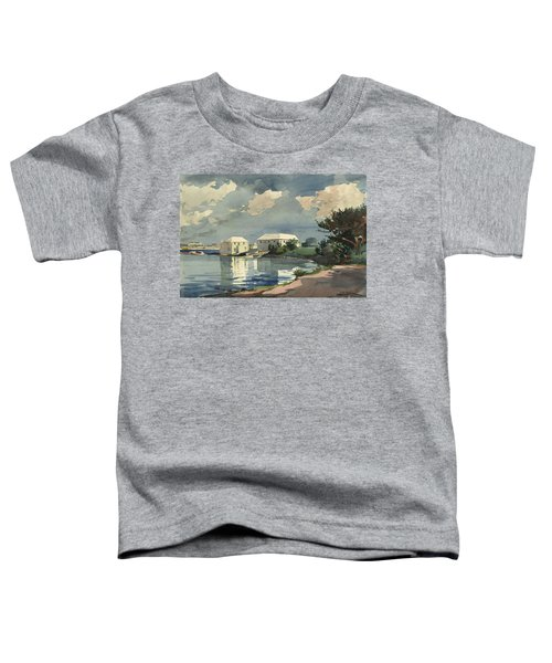 Salt Kettle Bermuda Toddler T-Shirt