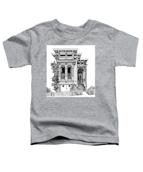 San Fracisco Victorian2 Toddler T-Shirt