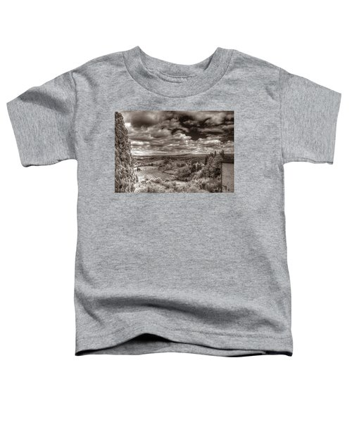 San Gimignano View Toddler T-Shirt