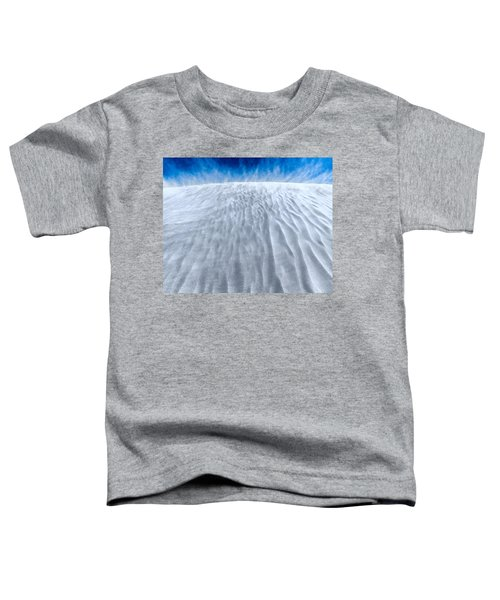 Sand Storm On The Horizon Toddler T-Shirt
