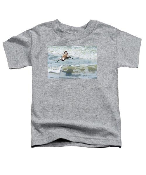 Sandpiper Flight Toddler T-Shirt