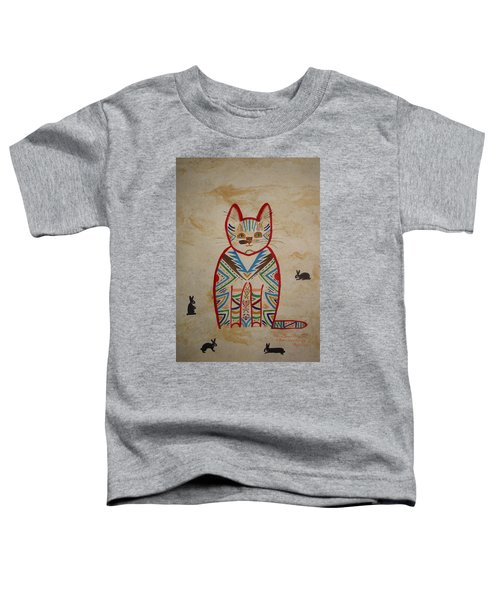 Sarah's Cat Toddler T-Shirt