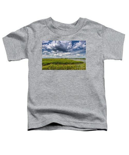 Savannah Wildlife Refuge  Toddler T-Shirt
