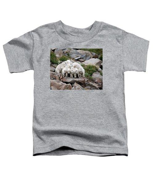 Say Cheese Toddler T-Shirt